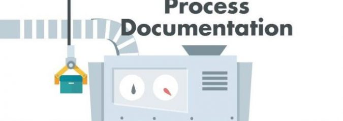 7 Steps to Build Process Documentation InfoGraphic